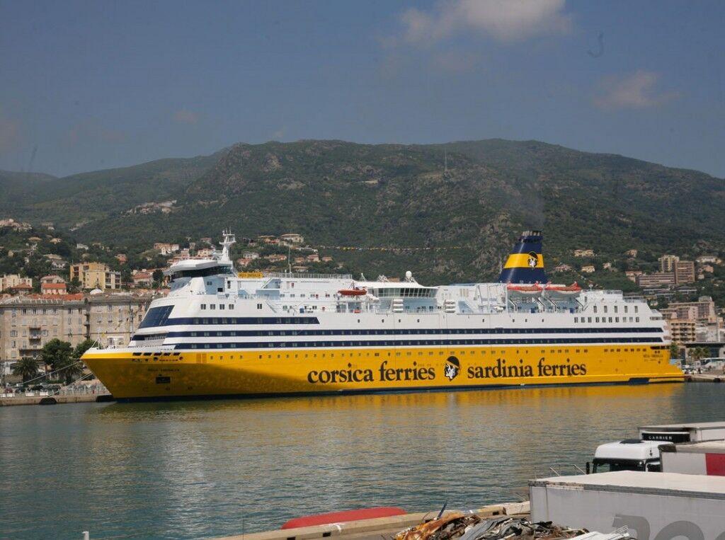 Corsica & Sardinia Ferries GmbH